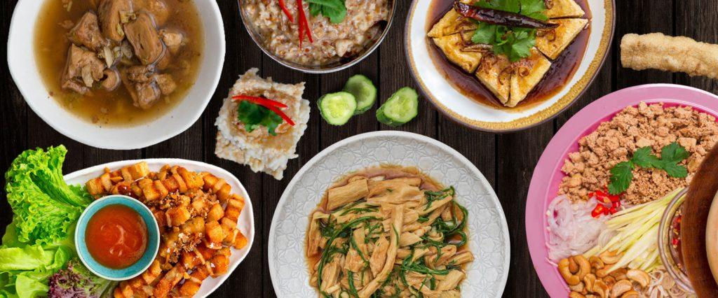 Kippysnacks Vegan Thai food in London